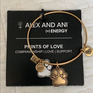 Alex and Ani Prints of Love RG brand new!